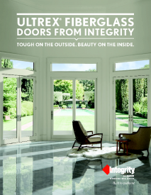 Integrity Door Ultrex Fiberglass