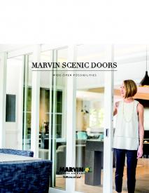 Marvin Scenic Door