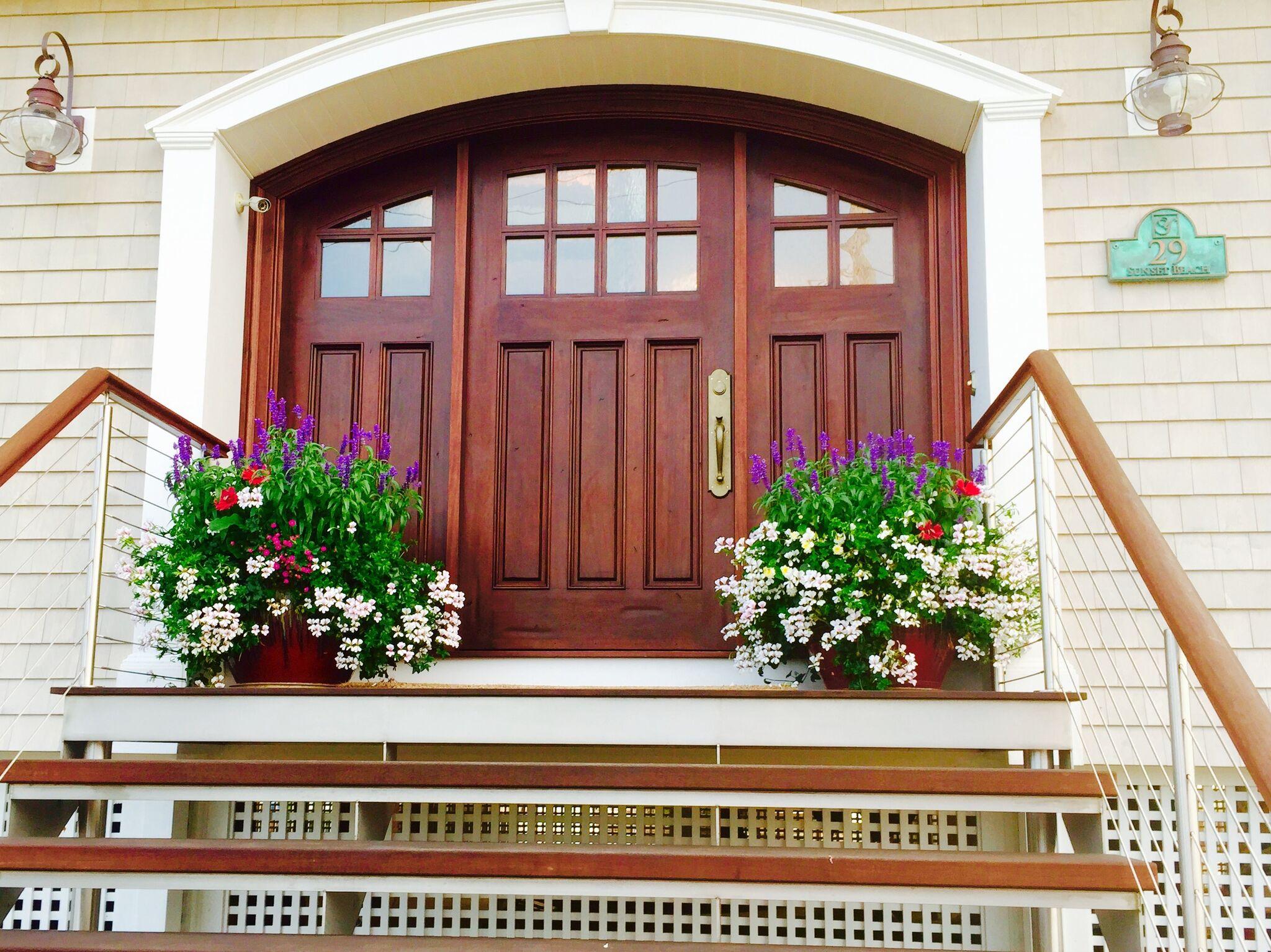 Pantani Builders Wooden Entry Door