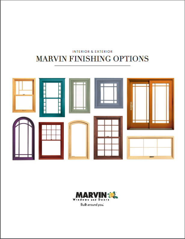 Marvin Finishing Options: Interior U0026 Exterior | Branford Building Supplies