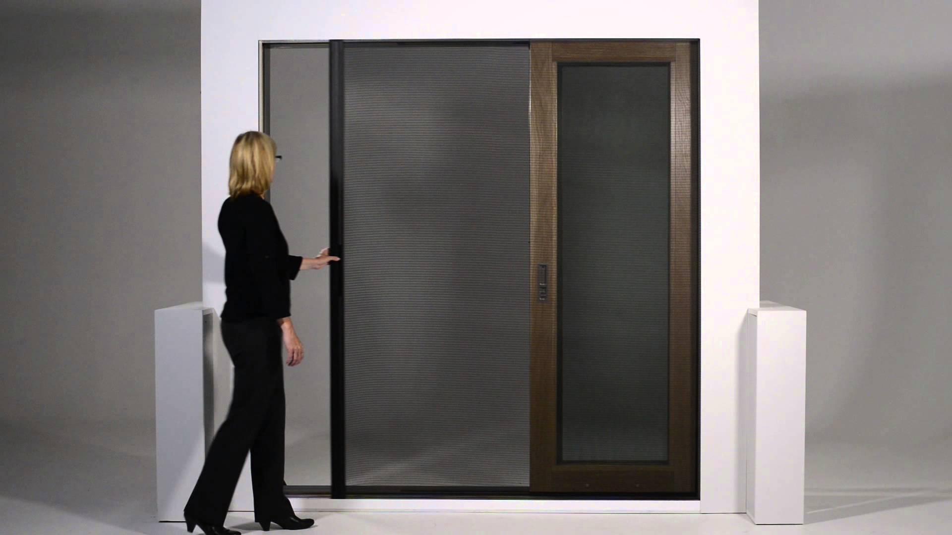 Marvin Scenic Doors Ultimate Sliding Screen Branford Building Supplies