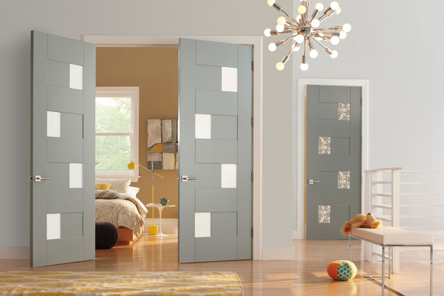 Modern Bedroom Door Branford Building Supplies