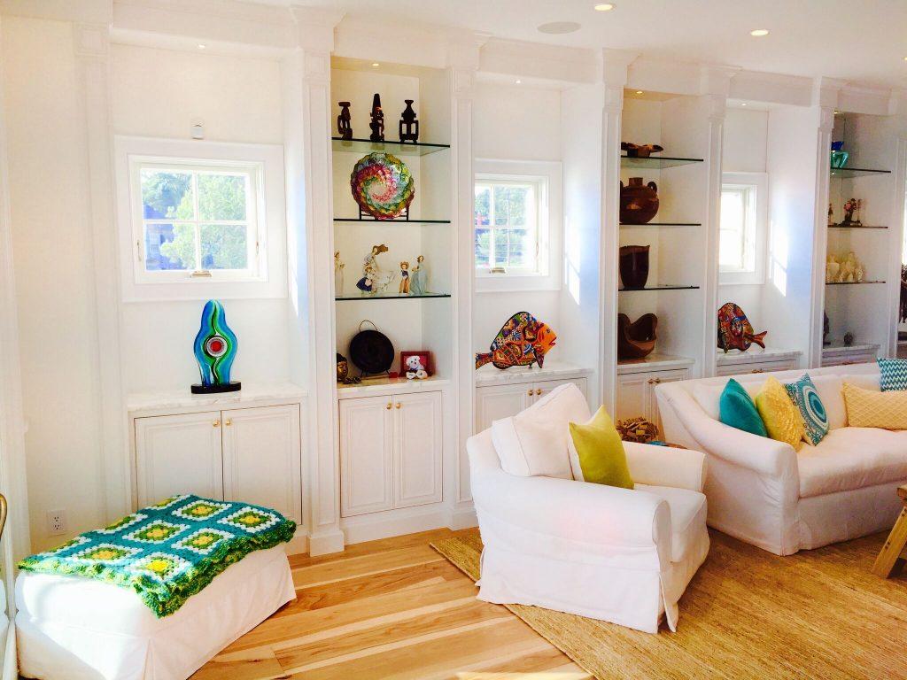 Pantani and sons living room