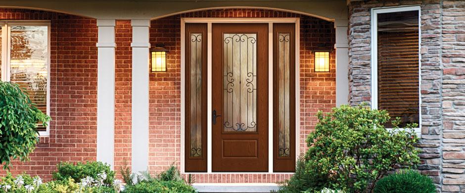 Fiberglass Amp Steel Doors Branford Building Supplies