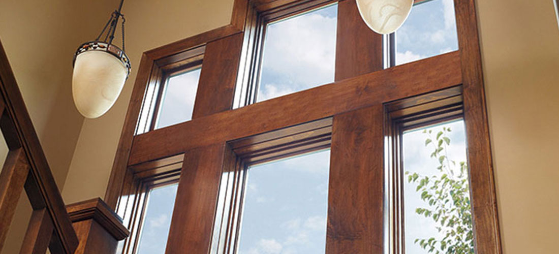 Ultrex Pultruded Fiberglass Clad Wood Windows Features